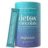 Detox Adelgazante Chocolate Caliente Desintoxicante - Para Adelgazar y Las Eliminar Toxinas, Con...