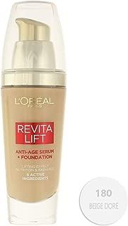 revitalift anti-age serum +foundation