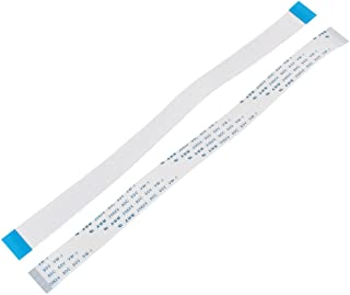 Cable Length: 50mm Computer Cables Yoton FFC FPC Flexible Flat Cable Forward 24pin Length 50mm 0.5mm Pitch Ribbon Cable