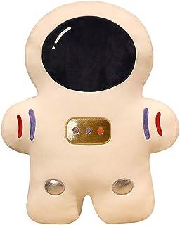 TOYANDONA Cartoon Astronaut Doll Plush Stuffed Spaceman Toy Astronaut Figurine Hugging Pillow Kid Cuddling Toy for Kid Bab...