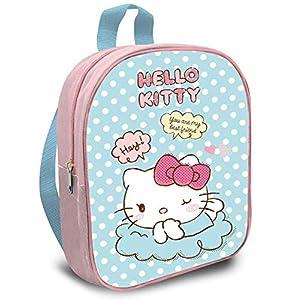 51iRG2Qs0NL. SS300  - Kids Hello Kitty Mochila Infantil, 30 cm, Pastel