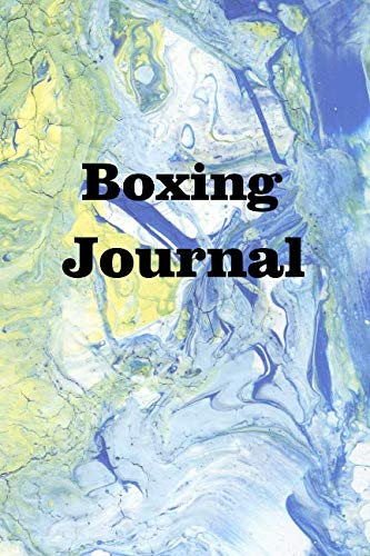 Boxing Journal: Keep track of your boxing training, matches and victories