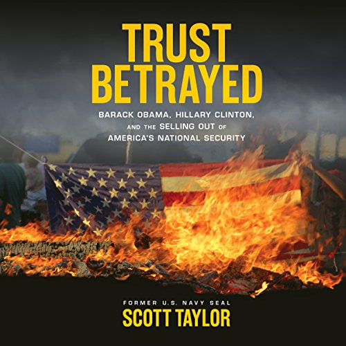 Trust Betrayed audiobook cover art