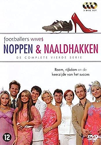 Footballers Wive$ (Complete Season 4) ( Footballers' Wives ) [ Holländische Import ]