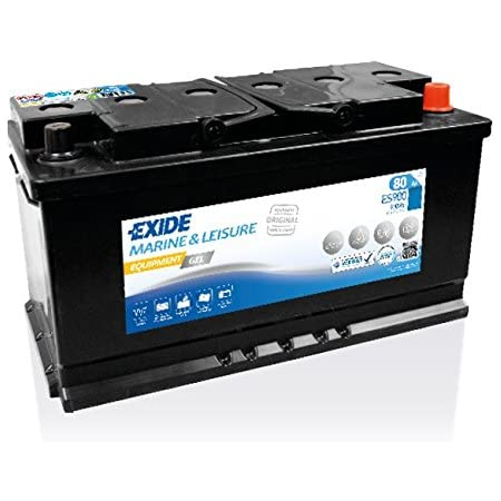 Exide Equipment Batterie Gel Es 900 Auto