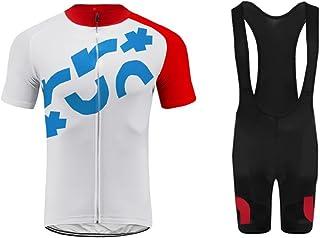 comprar comparacion Future Sports Uglyfrog Bike Wear Designs - Ropa Ciclismo, Transpirable De Manga Corta Ciclismo Bicicleta Jersey con 3D Alm...