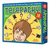 Telepathy Jr. Game of Strategy and Reasoning