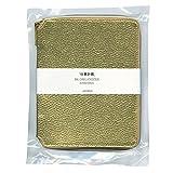ラコニック 手帳カバー B6 合皮 ゴールド LDC02-270GD