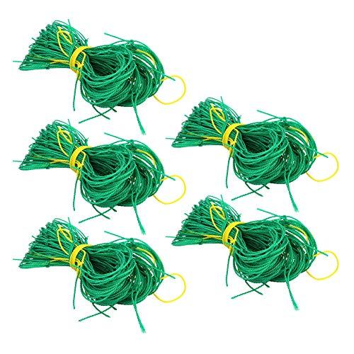 Plant Climbing Net, High‑Quality High‑Density Nylon Corrosion Resistance Garden Plant Trellis, for Peas Cucumbers