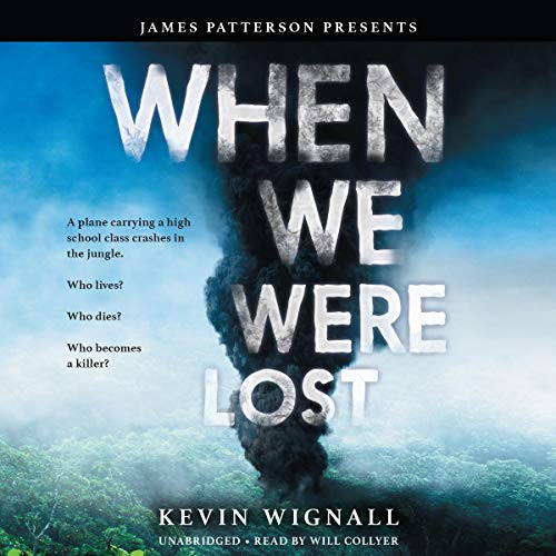 When We Were Lost audiobook cover art
