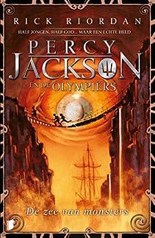 De zee van monsters (Percy Jackson en de Olympiërs Book 2) van [Rick Riordan, Marce Noordenbos]