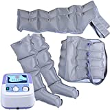 TIANYOU Air Compression Massager Hine for Waist,Leg,Calf and Arm Relax Blood Circulation 3 Modes Timing Function Rehabilitation Physiotherapy Exquisite Technique / 2 Arm 1 Waist 2 L