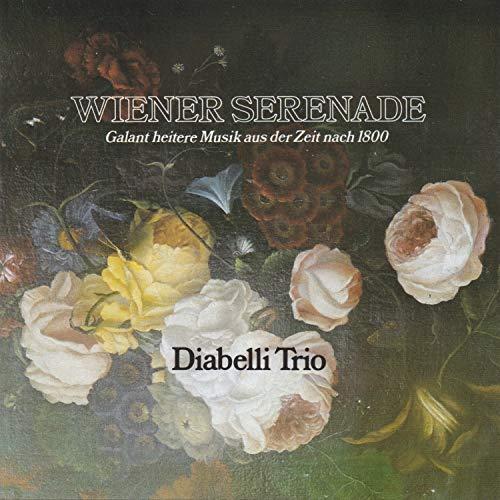 Diabelli: Serenade für Flöte, Viola und Gitarre, G-Dur, Op. 36: Larghetto