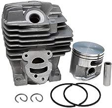 MothAr 44.7MM Cylinder Piston Kit for STIHL MS261 Chainsaw #11410201200