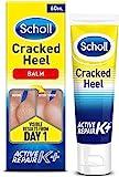 Scholl Cracked Heel Repair Cream Active Repair K+ Visible Results In 3 Days 60ml