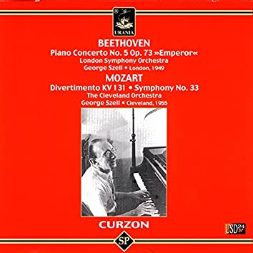 Clifford Curzon Plays Beethoven & Mozart