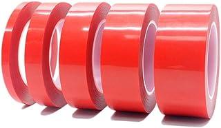 Auto-amalgamant Transparent 25 mm de large Poppstar 1008720 Ruban en Silicone agrippant 4 rouleaux de 3 m