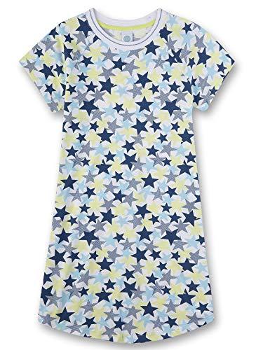 Sanetta Mädchen Sleepshirt Nachthemd, Blau (blau 50314), (Herstellergröße:164)