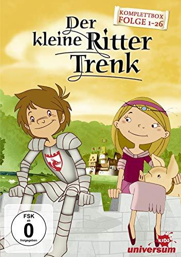 Der kleine Ritter Trenk - Komplettbox Folge 1-26 [6 DVDs]