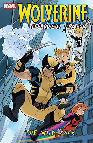Wolverine and Power Pack: The Wild Pack (Wolverine and Power Pack ...