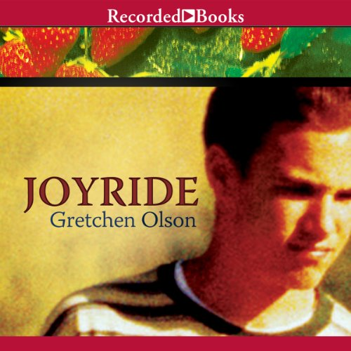 Joyride audiobook cover art