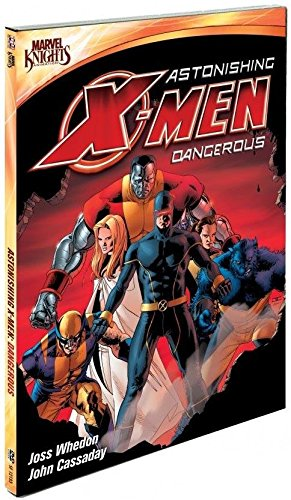 Marvel Knights-Astonishing X-Men: Dangerous