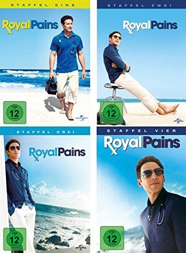 Royal Pains - Staffel 1-4 (17 DVDs)