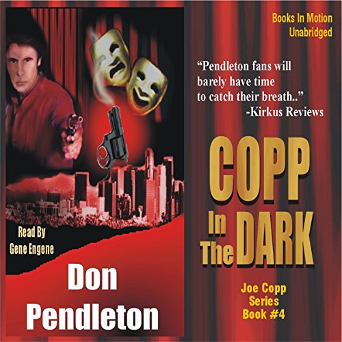 Copp in the Dark audiobook cover art