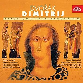 Dvořák: Dimitrij. Opera in 4 Acts, Op. 64