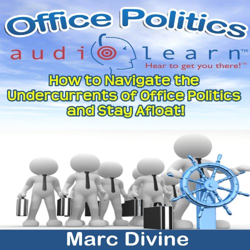 Office Politics audiobook cover art