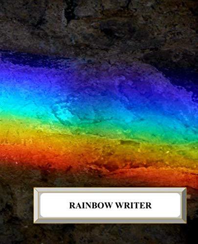 Rainbow Writer: Book Writer's Workbook