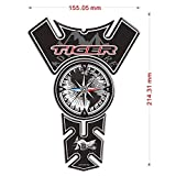 SODIAL Soporte de Pie Soporte de Extensi/óN de Placa de Apoyo Almohadilla para Triumph Tiger XC 800 800Xc 800Xrx Modelos 13-19 Accesorios de Motocicleta