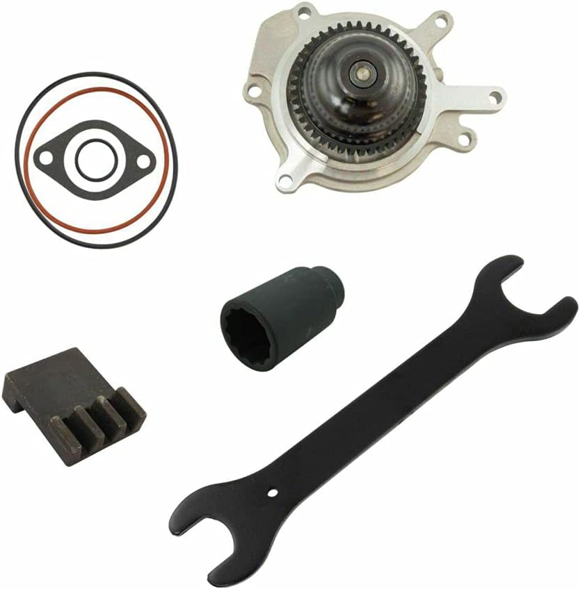 VioletLisa New Popular product Replacements Recommended Water Pump w Fa Socket Flywheel Lock