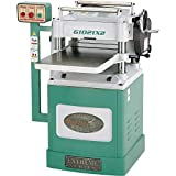 Grizzly Industrial G1021X2-15' 3 HP Extreme Series Planer w/Helical Cutterhead