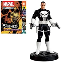 Eaglemoss Publications Marvel Avengers Fact Files Special Punisher Statue with Collector Magazine