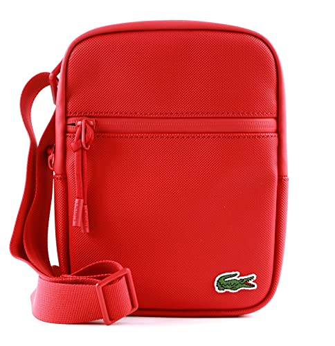 Lacoste LCST Flat Crossover Bag S Rouge 240