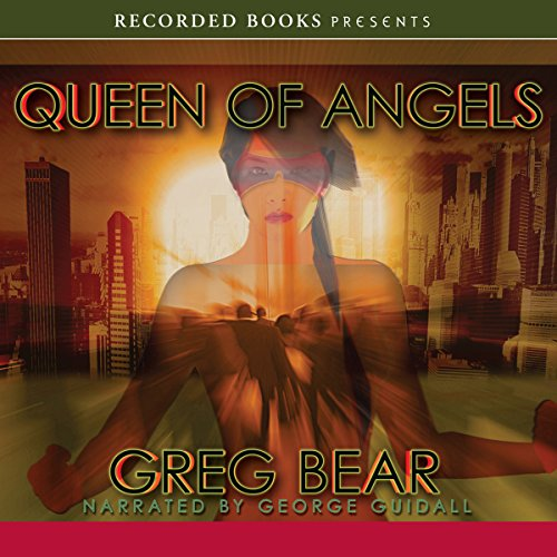 Queen of Angels audiobook cover art