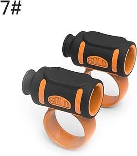XuBa Drum Stick Control Clip Drummer Principiante Baquetas Ayuda Auxiliar Herramienta Easy Stick Twirl Grip Accesorios