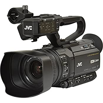 JVC GY-HM250U Camcorder 3.5  Black