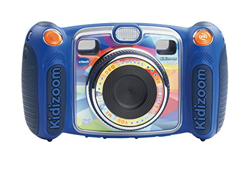 VTech Kidizoom Duo digitale camera – blauw