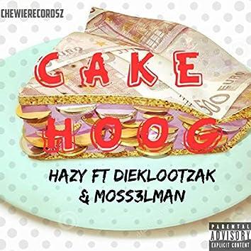 Cake hoog