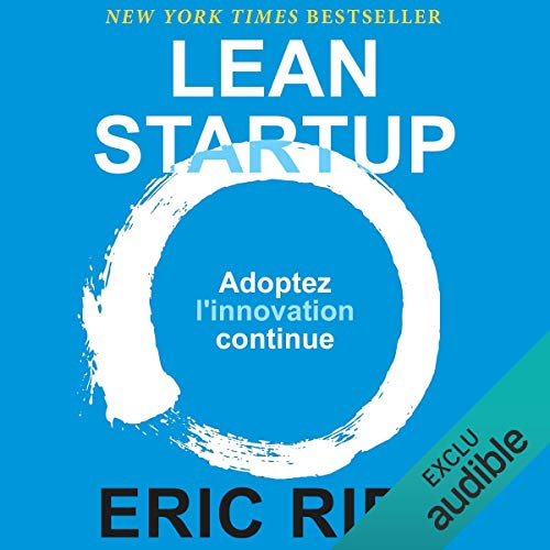 Lean Startup cover art