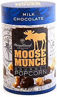 Harry & David, Moose Munch Gourmet Popcorn, Milk Chocolate, 10 Oz.