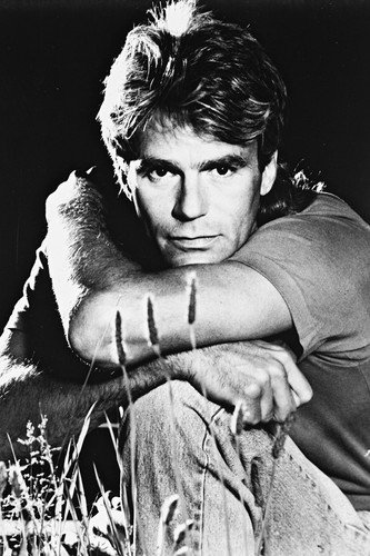 Mini-Poster Richard Dean Anderson in MacGyver, 28 x 43 cm