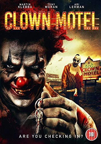 Clown Motel: Spirits Arise [DVD]...