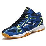 Mishansha Mens Court Tennis Shoes Non Slip Sports Squash Trail Running...