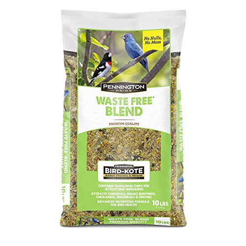Pennington Pride Waste Free Blend Wild Bird Seed