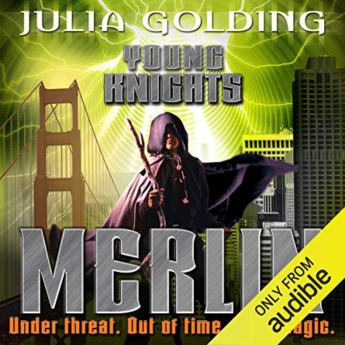 Merlin cover art