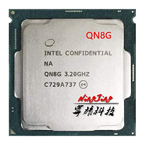 i7-8700K es i7 8700K es QN8G 3.2 GHz Six-Core Twelve-Thread CPU Processor 12M 95W LGA 1151