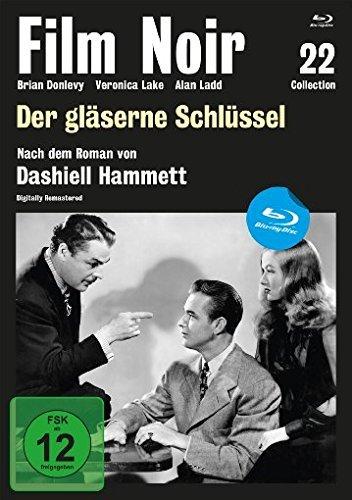 Der gläserne Schlüssel / The Glass Key (1942) ( ) (Blu-Ray)